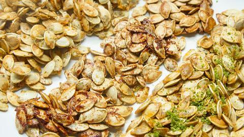 How to Make Pumpkin Seeds 3 Ways: Savory, Sweet & Spicy