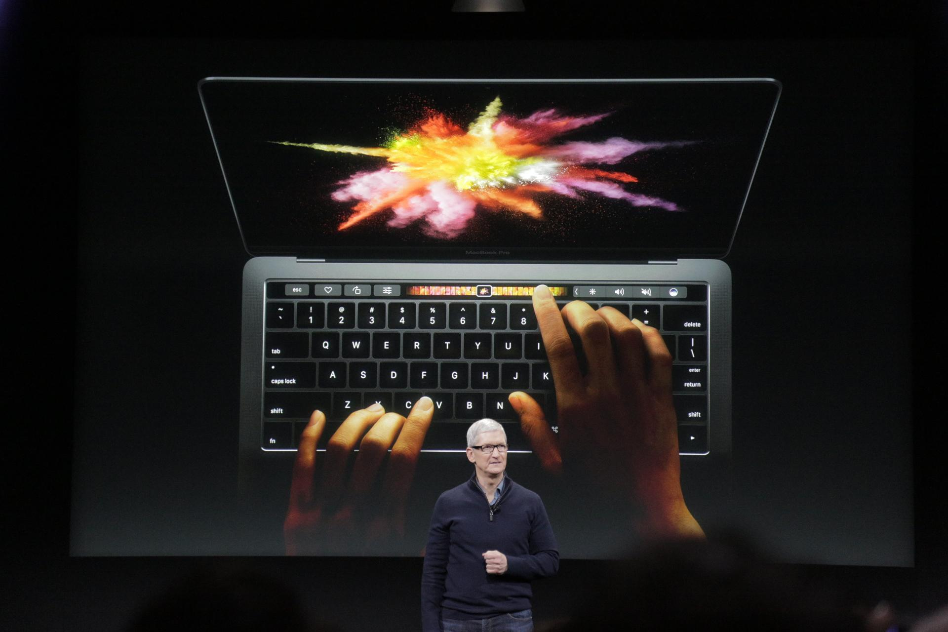 Apple's MacBook Pro event recap
