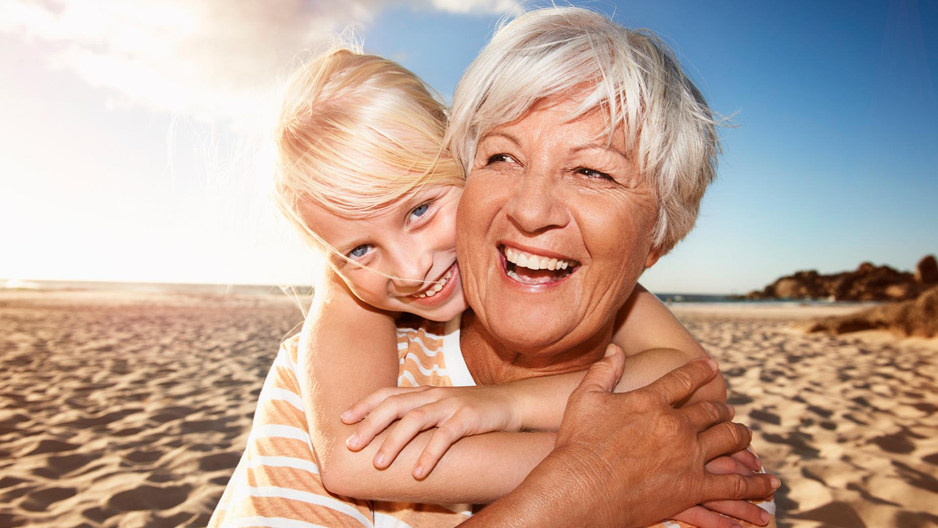 Research Shows Grandmothers' Brains Benefit From Babysitting