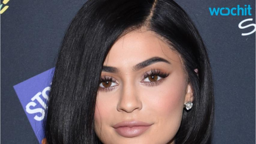 Kylie Jenner's $4 Beauty Trick Is Seriously Eye-Opening