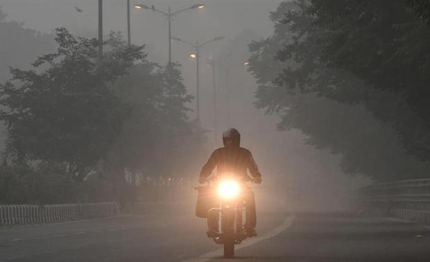 Deadly Smog Engulfs Indian Capital