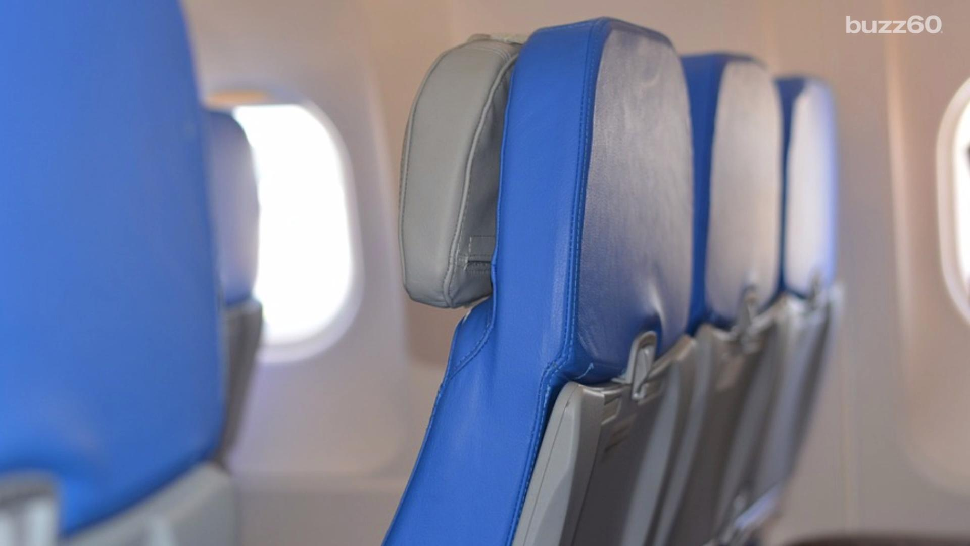 The Answer to Who Gets the Armrest in the Middle Plane Seat