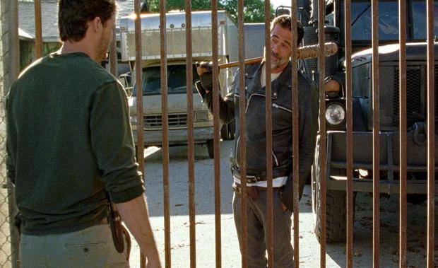 (SPOILERS) Inside The Walking Dead Episode Season 7, Episode 4