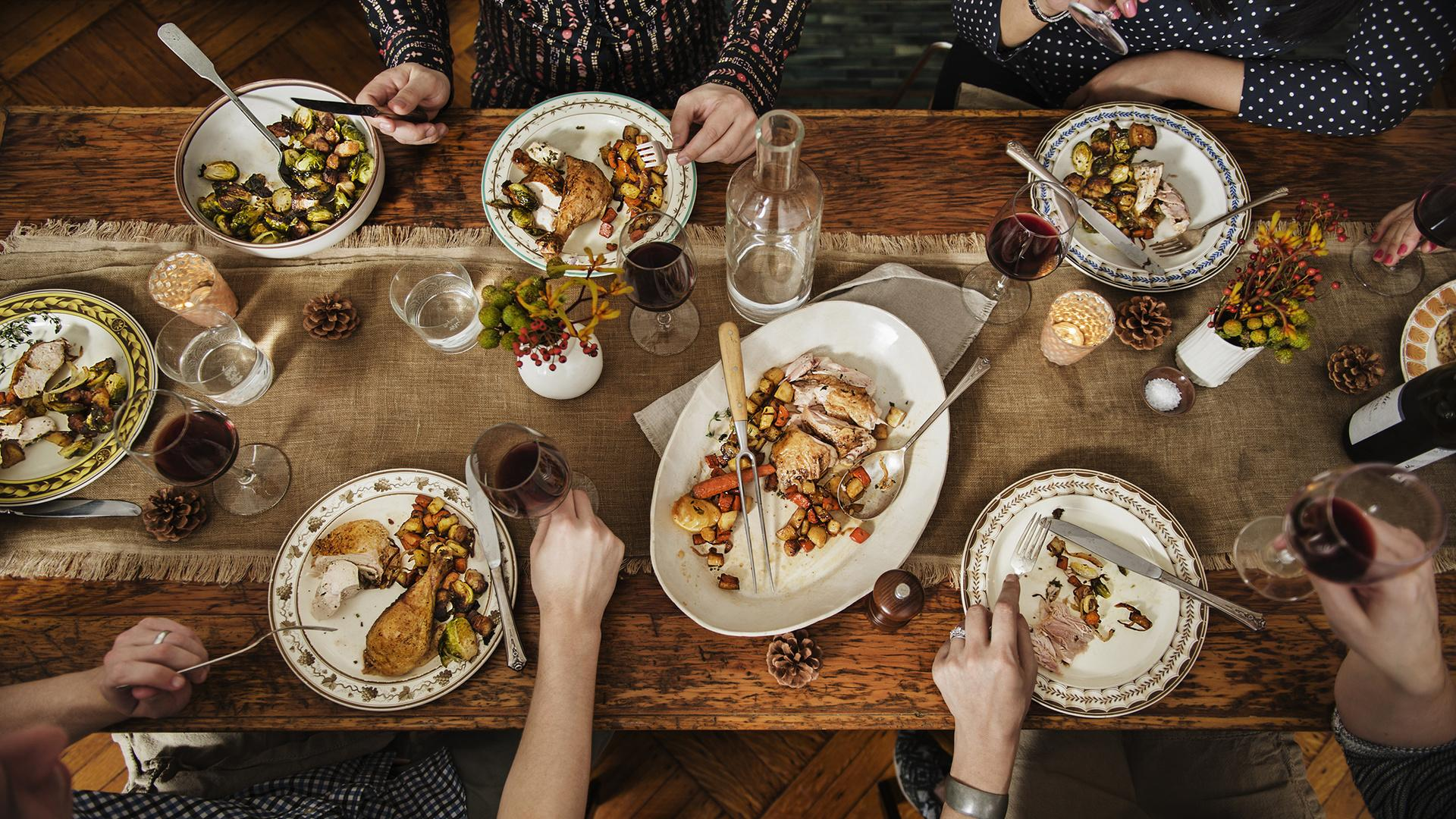 11 Signs You're Having Thanksgiving in the South