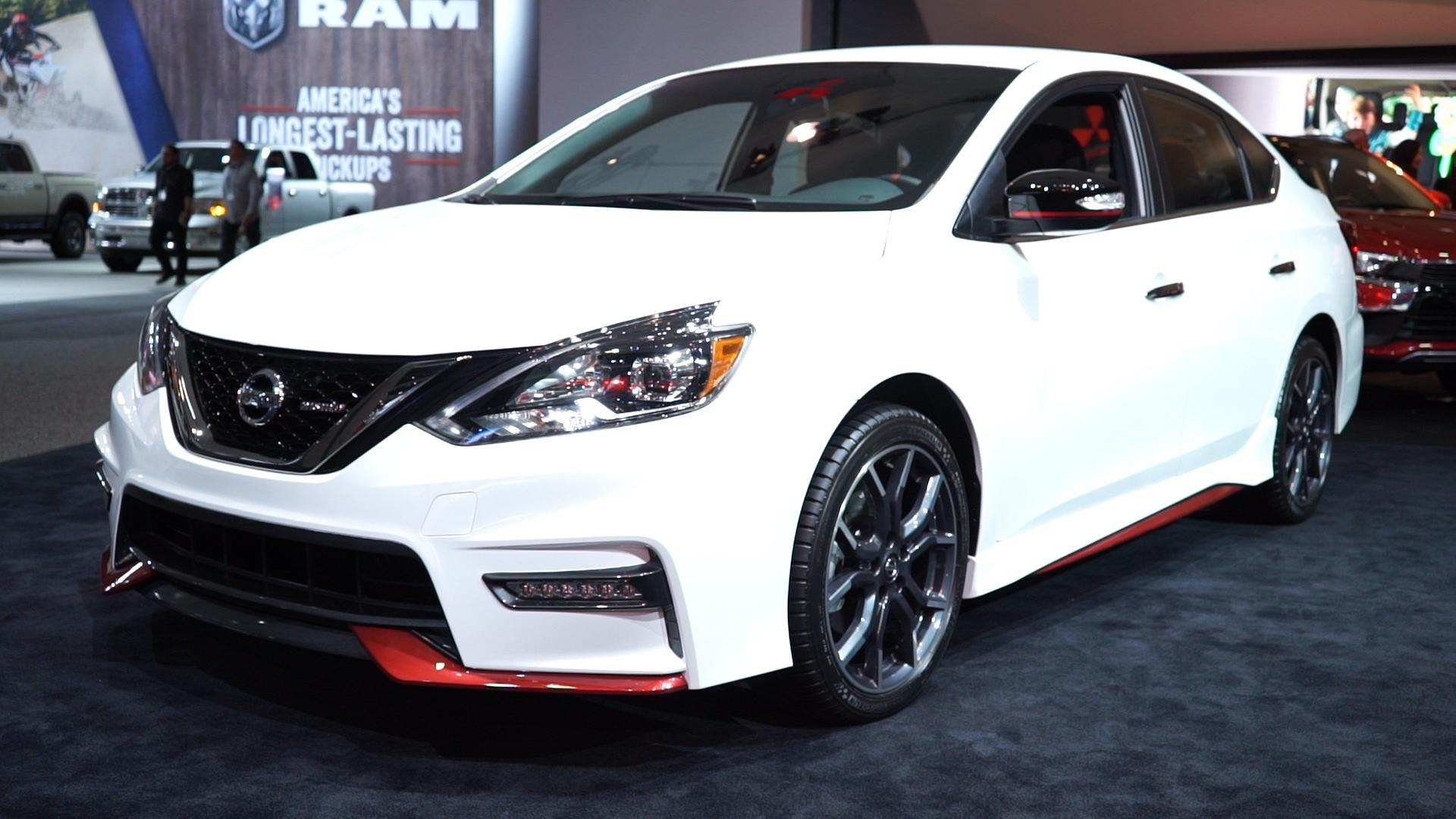 2017 Nissan Sentra Se R