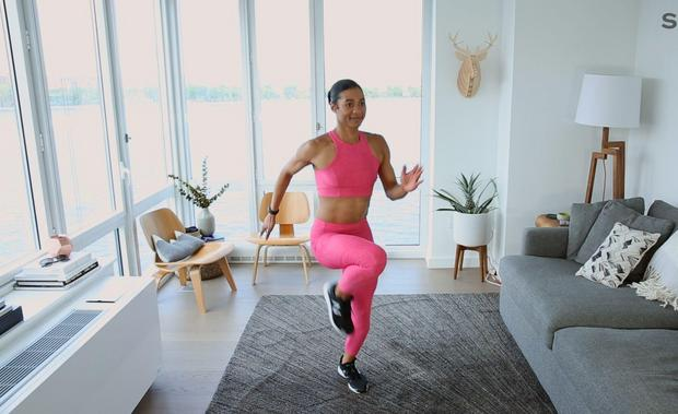 A Total-Body at-Home Workout for Weight Loss