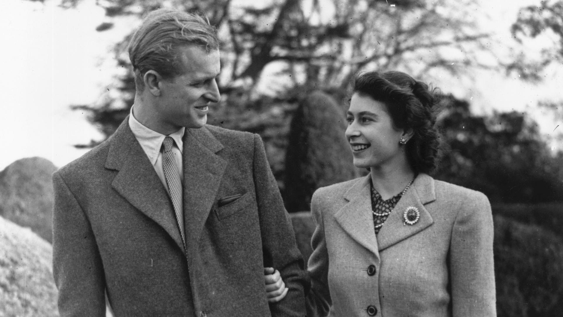 The British Royal Family Through the Years