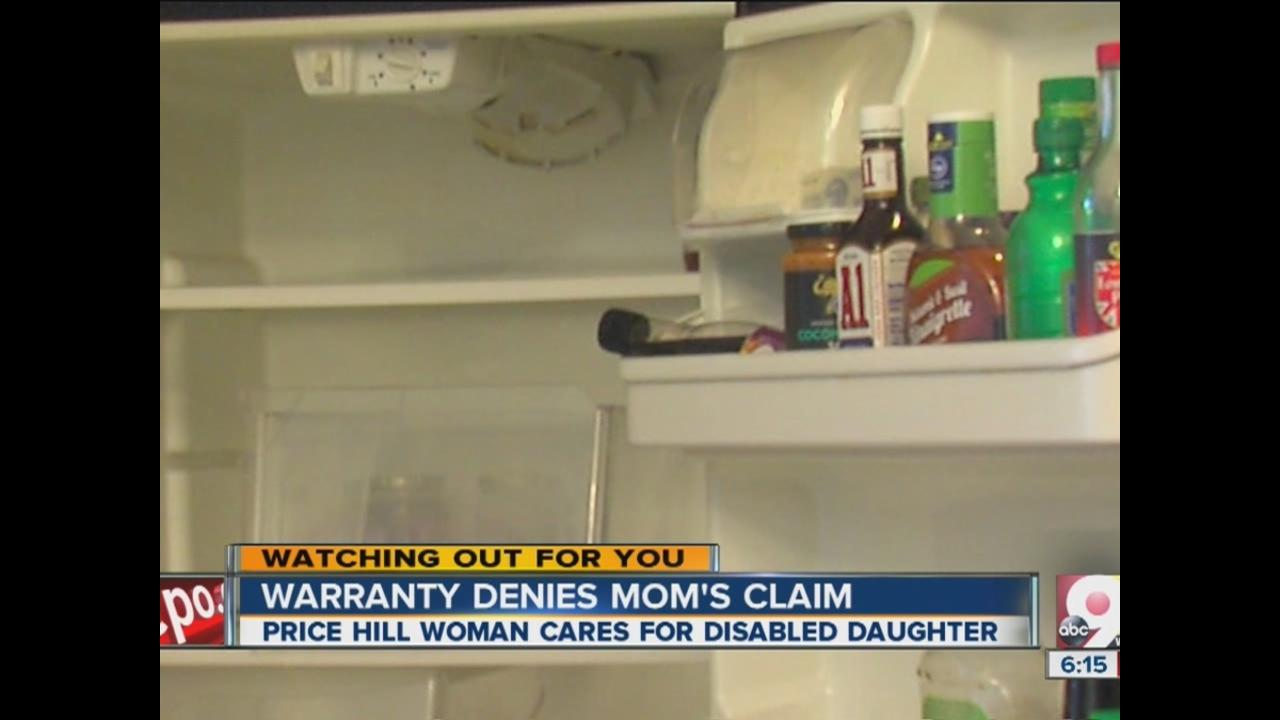 Cincinnati Refrigerator Repair Refrigerator Too Dusty Warranty Claim Denied Wcpo Cincinnati Oh