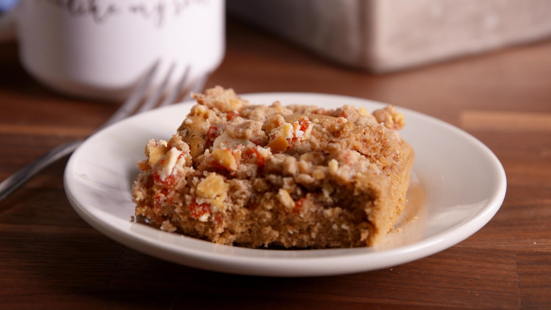 Pop-Tart Coffee Cake Recipe: The Perfect Snack As You Binge-Watch 'Gilmore Girls'
