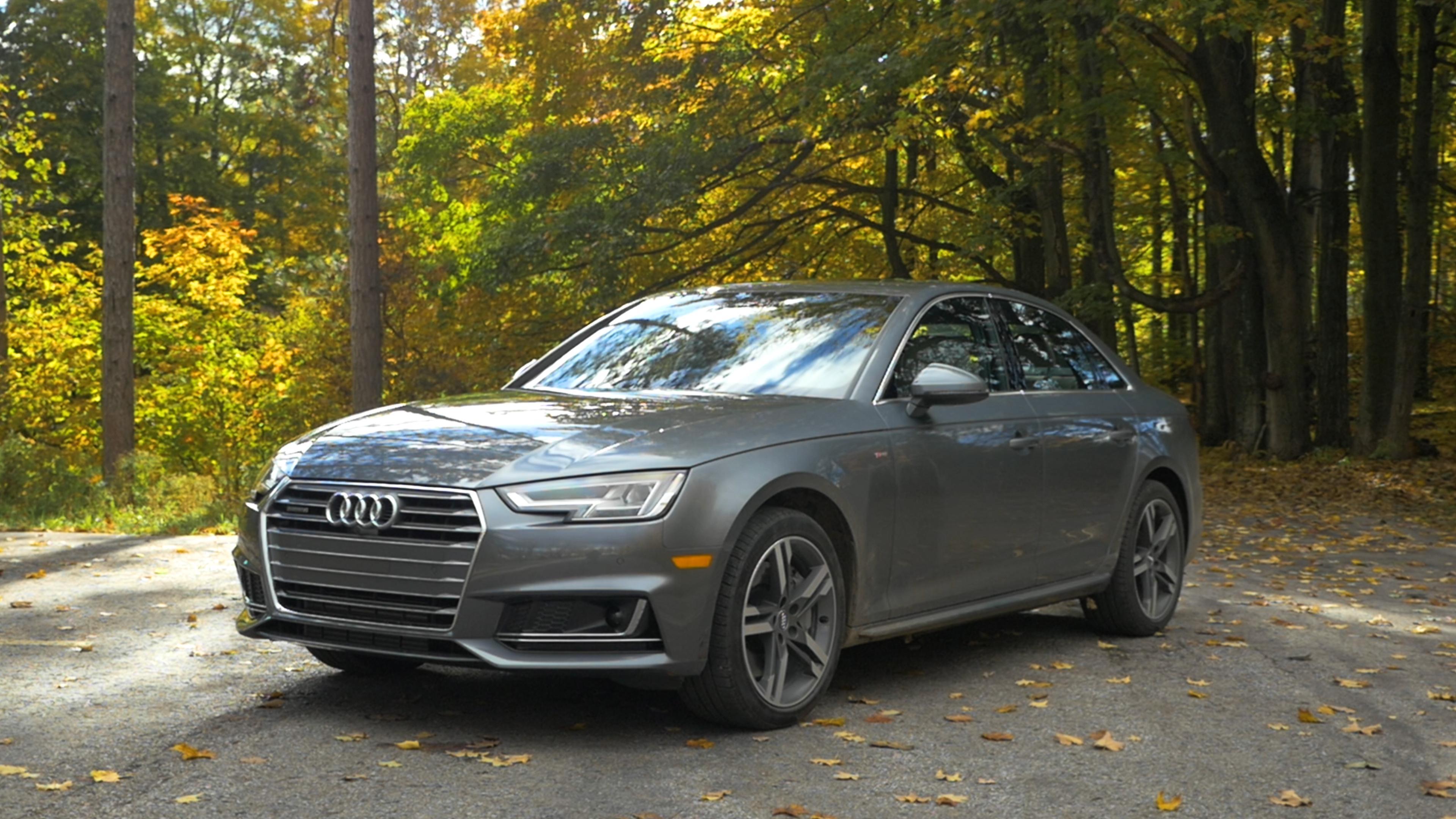 Audi Adaptive Cruise Control | Autoblog Tech