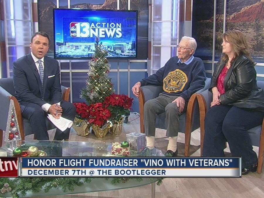 Honor flight for vets