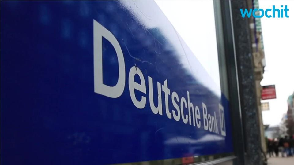 Deutsche Bank Drops Thousands Of Clients