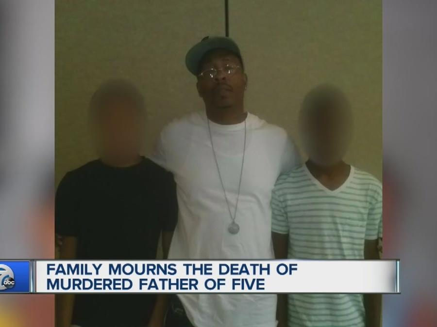 Family mourns murdered father of five