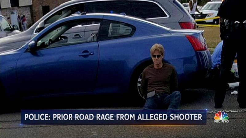 Driver in Fatal Road Rage Incident Was Arrested For Similar Incident
