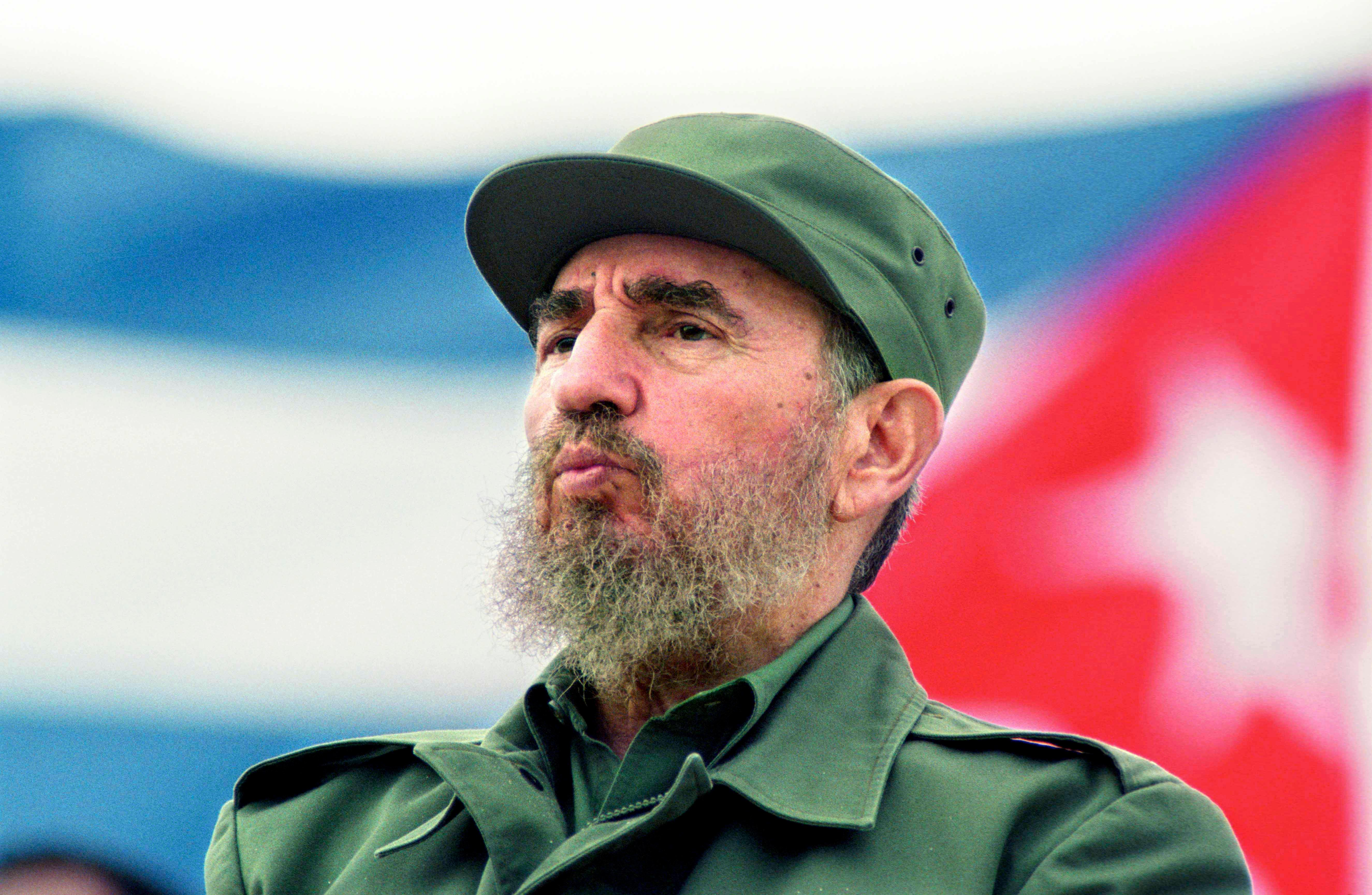 Cuba bans naming monuments after Fidel Castro