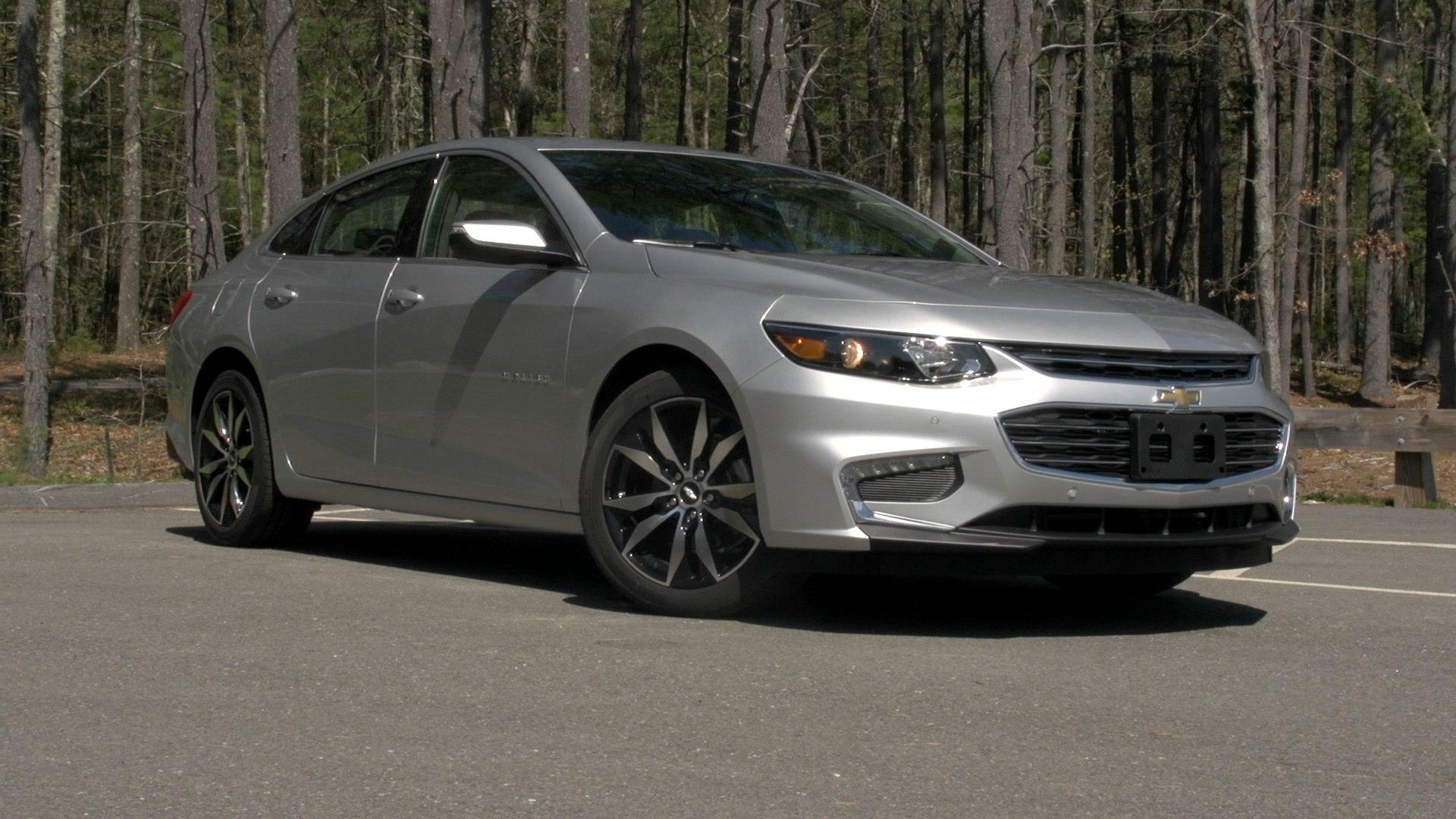 2017 Chevrolet Malibu Videos