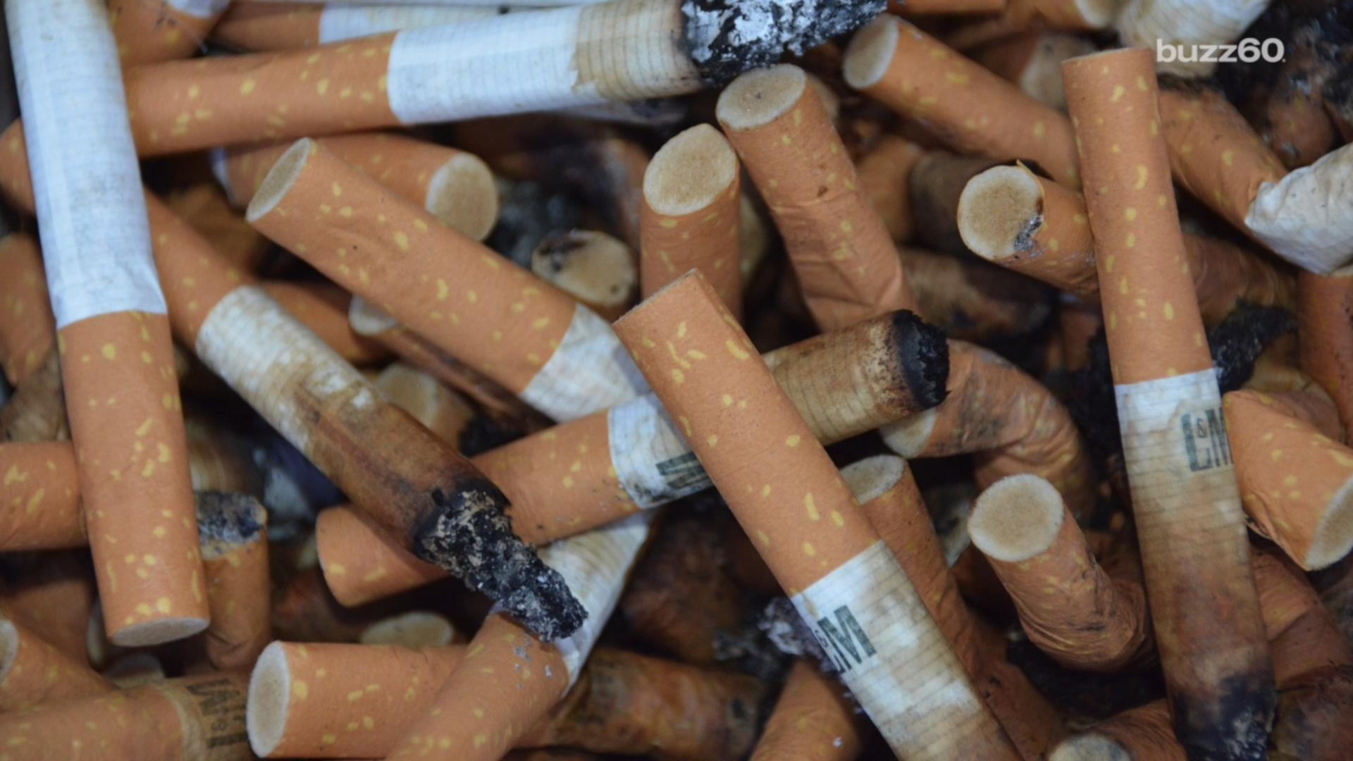 Number of Smokers Hits New Low in U.S.