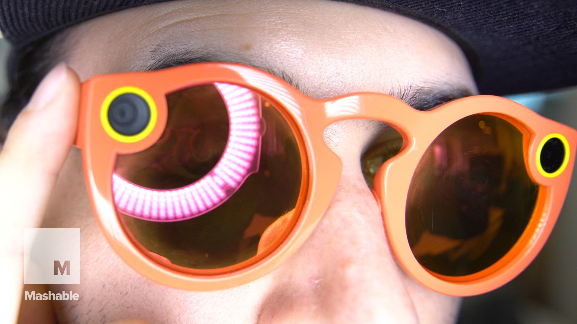 Snapchat Spectacles have a wind noise problem — here's how to fix it