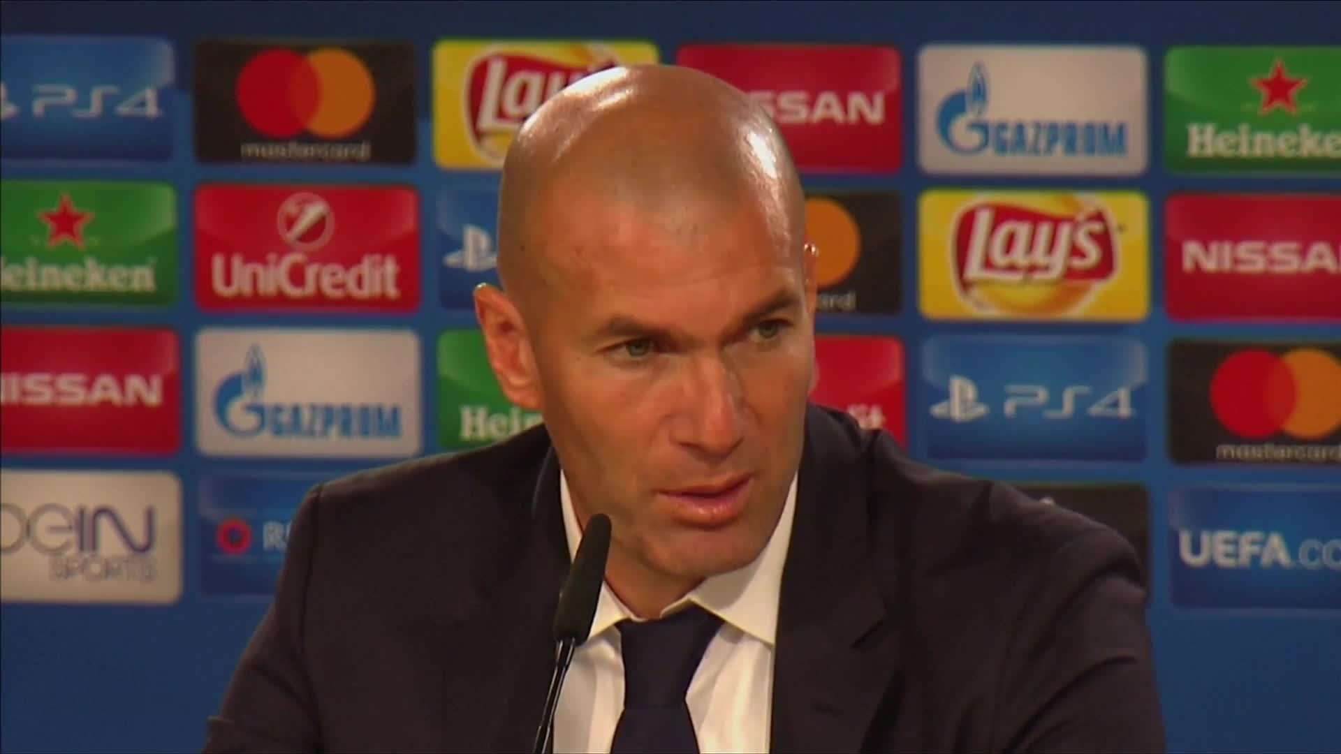 Zidane pleased for compatriot Benzema's half century