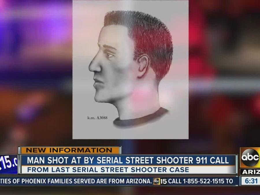 Hear from one of Phoenix street shooter victims