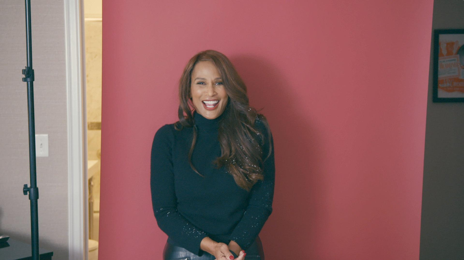 The New York Times: The Holidays with Beverly Johnson