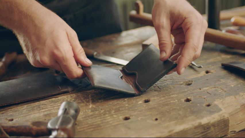 Handmade: Wallet