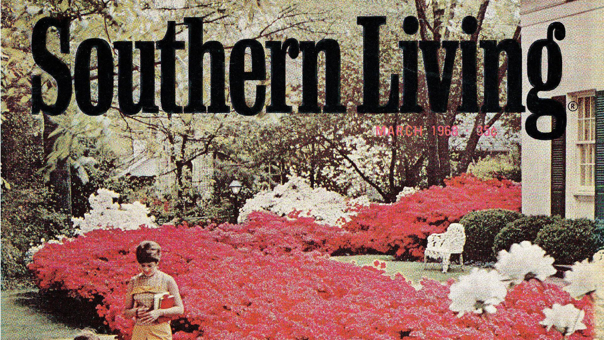 Our Favorite Old-School Southern Living Covers