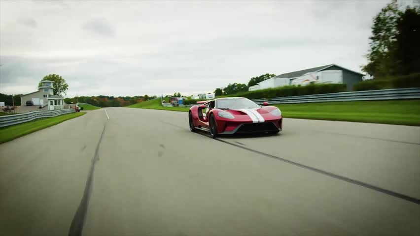 2017 Ford GT Preview