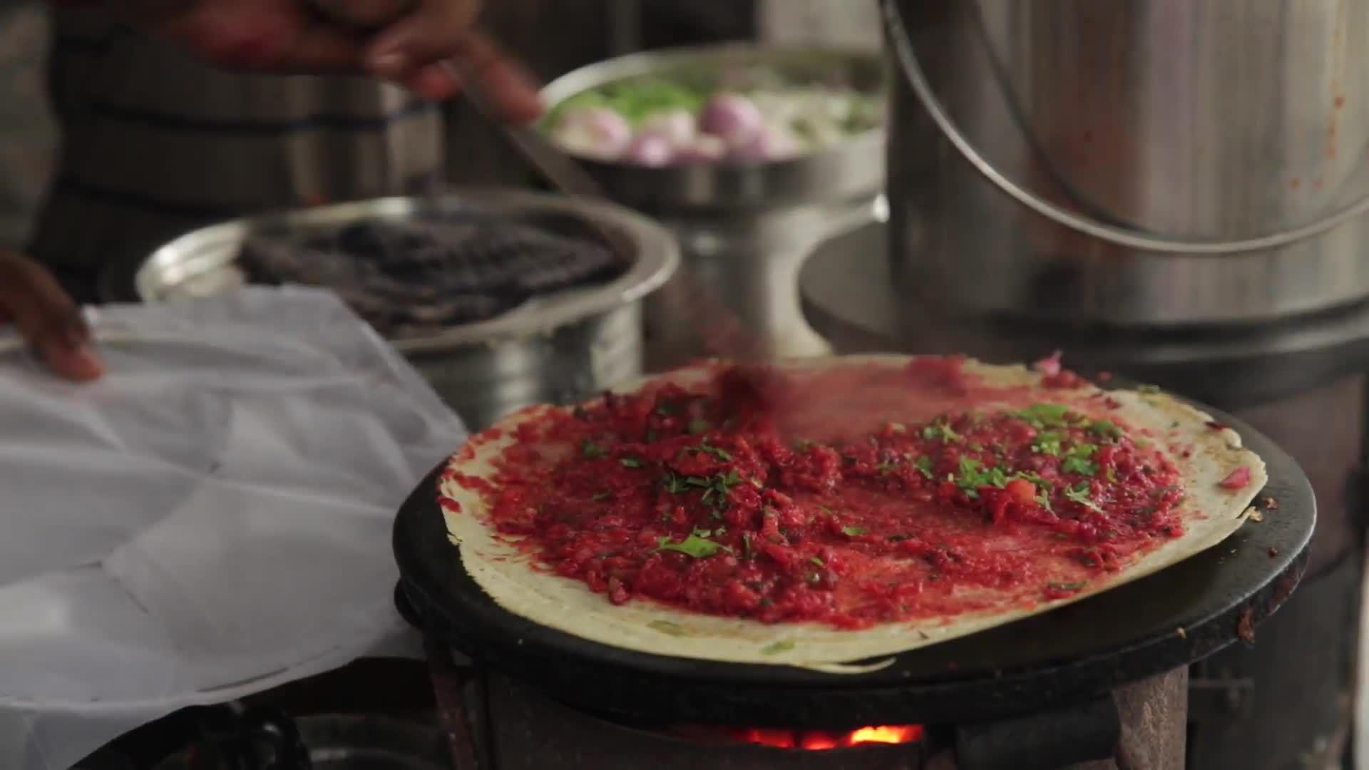 Mumbai's Street Food Scene