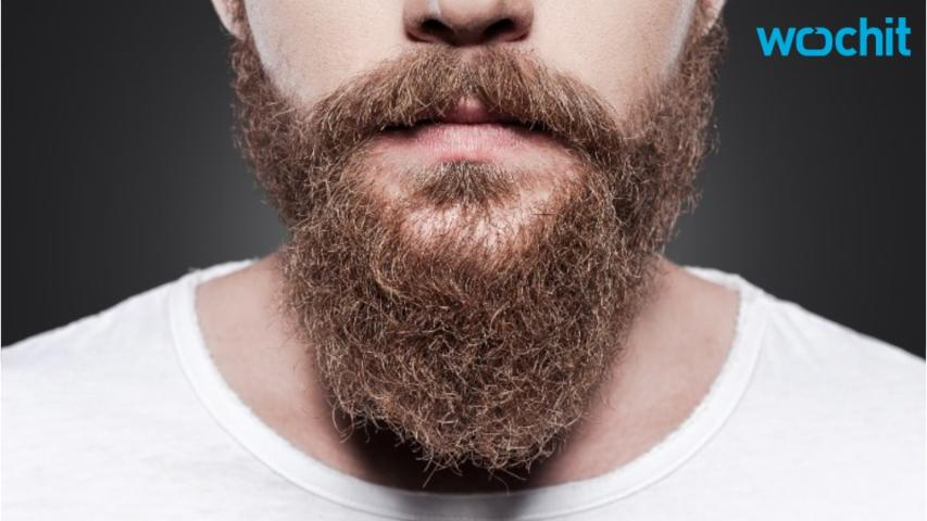 Your Beard Is A Bacteria Battleground