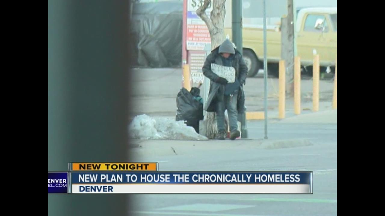 Denver Using 8 6m Loan To Build Apartments For Chronically Homeless People Denver7 Thedenverchannel Com