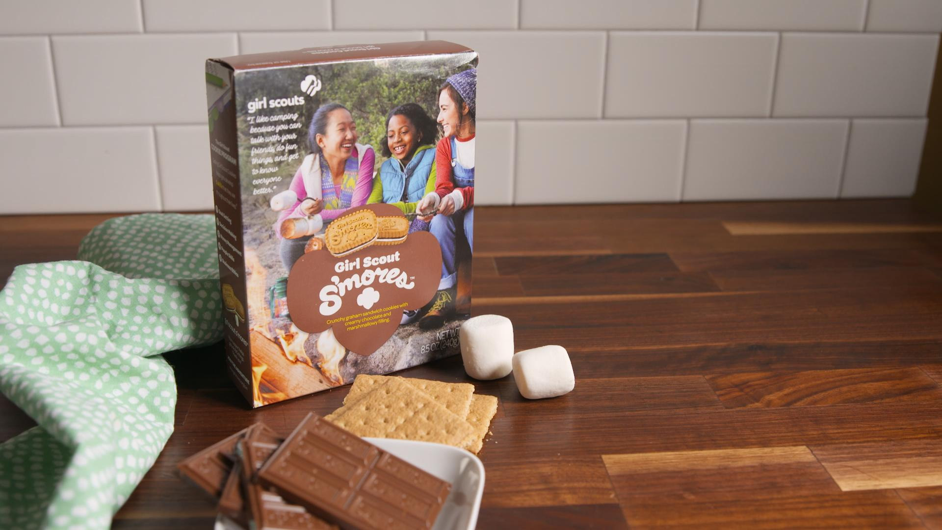 Everything You Need to Know About the Two New Girl Scout Cookies