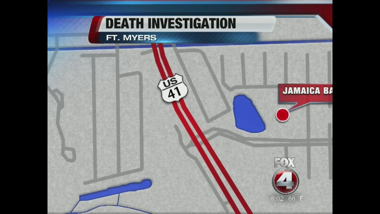 Death Investigation In Fort Myers Jamaica Bay Neighborhood
