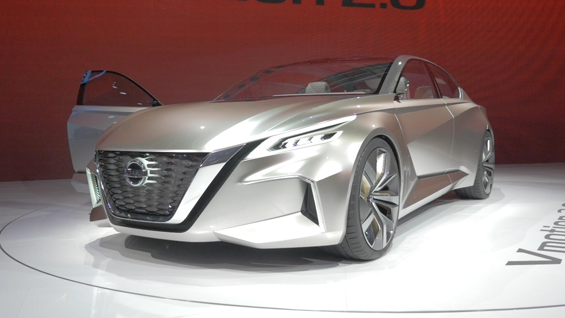 Redesigned Nissan Altima To Be Revealed At New York Auto Show - Next car show