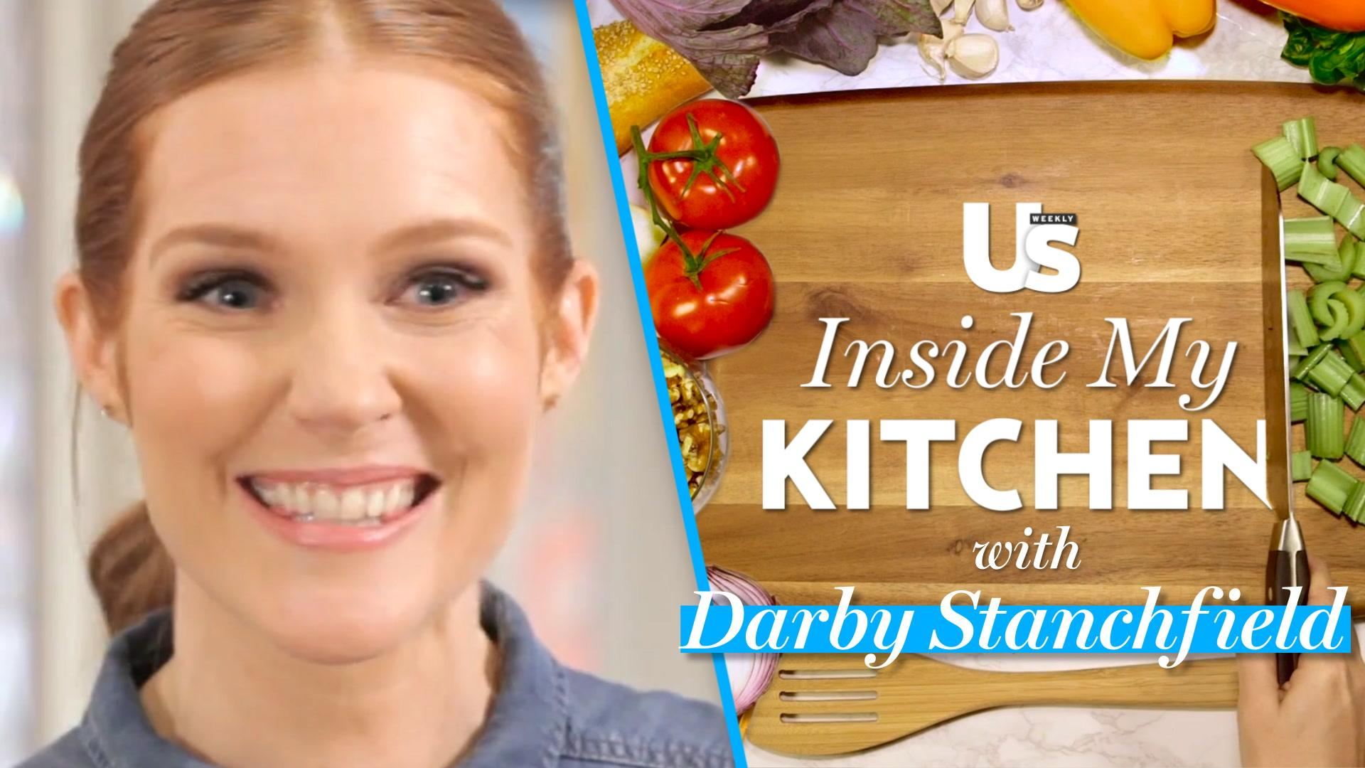 Inside My Kitchen With Darby Stanchfield