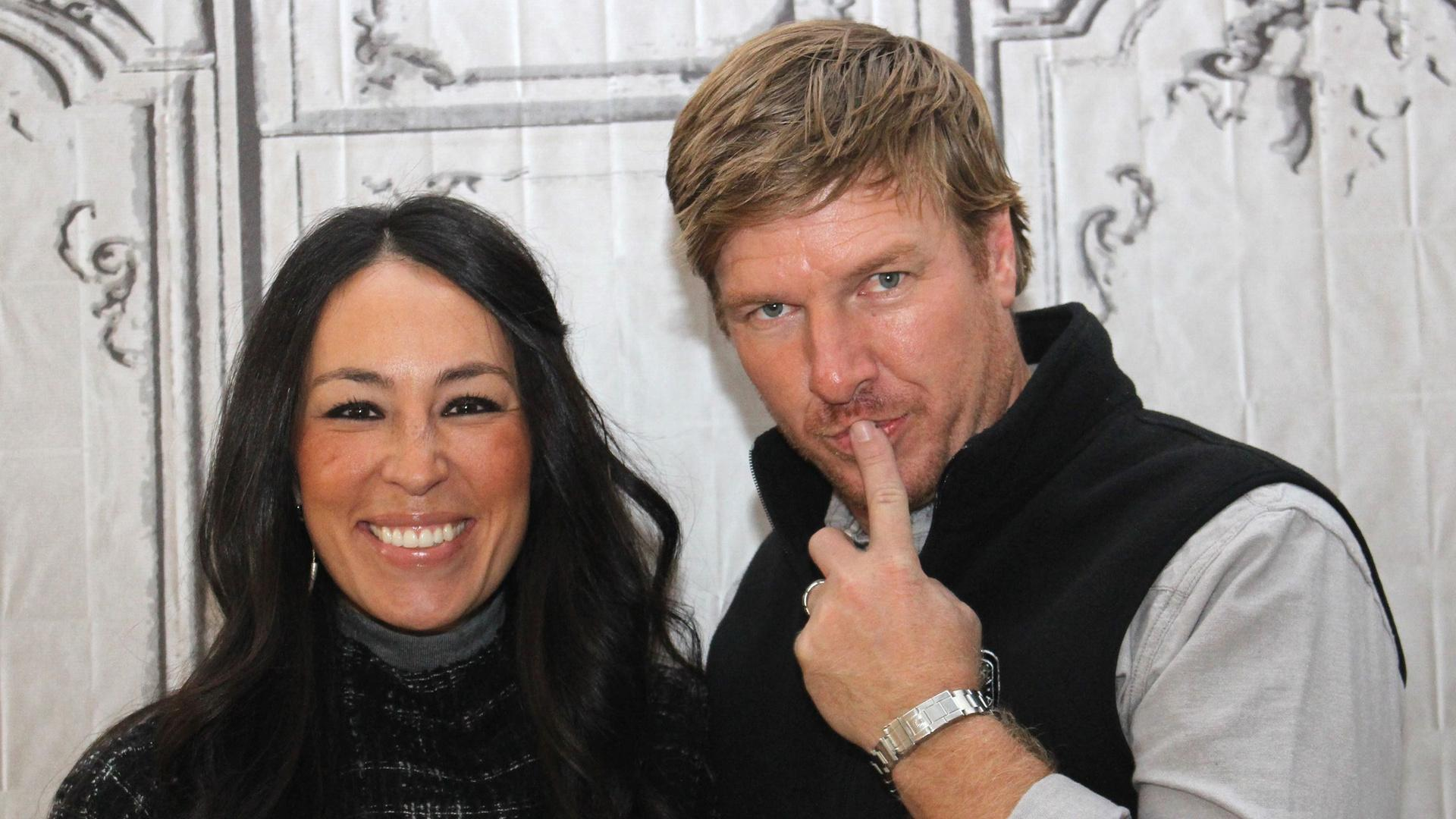 5 Times Chip Gaines Was Adorable