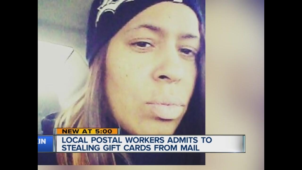 Postal Worker Accused Of Stealing Around 2k In Gift Cards From Mail Wxyz Com