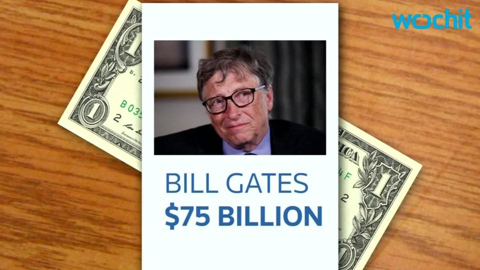 Who Are The Three Richest People On The Planet?