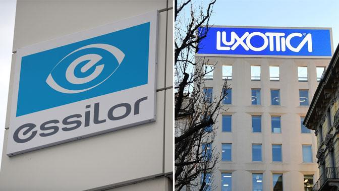 Luxottica and Essilor agree €50bn merger