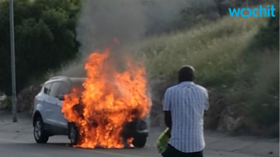 Ford Kugas Recalled After Spontaneous Fires