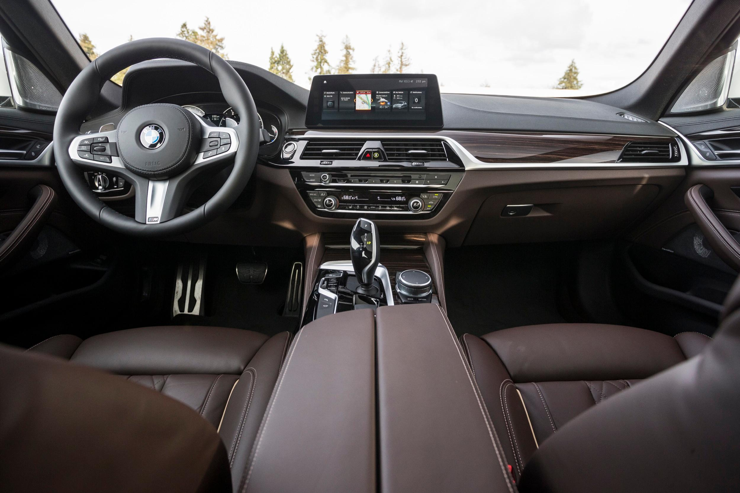 2017 bmw 5 series luxury package interior. Black Bedroom Furniture Sets. Home Design Ideas