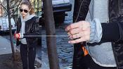 OMG! Gigi Hadid's New Ring! Did She and Zayn Malik Get Engaged??