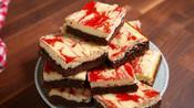 These Raspberry Cheesecake Brownies Are Dessert Heaven