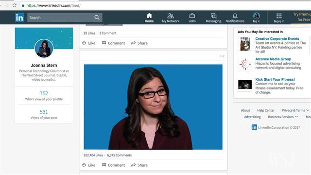LinkedIn Finally Fixes its Website