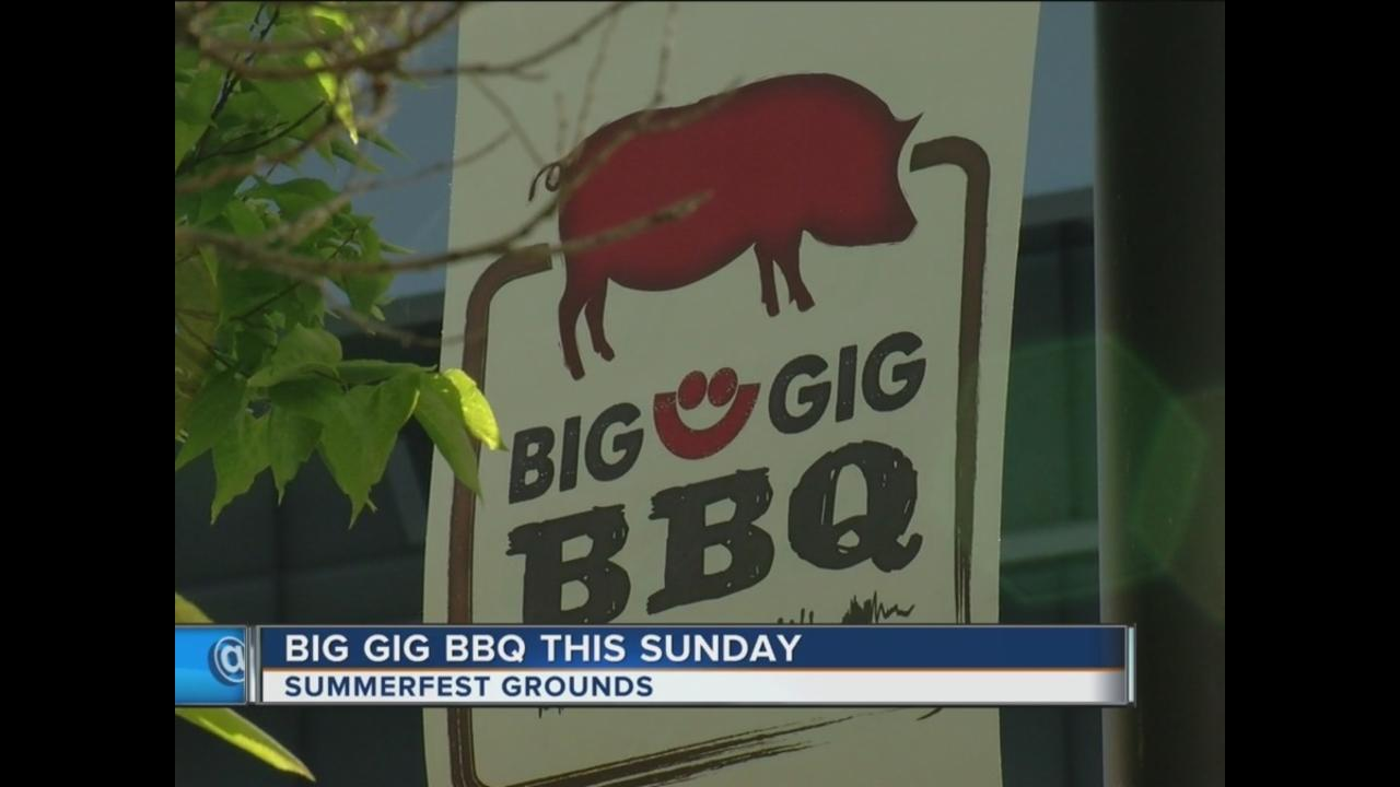 top 5 things to do at summerfest u0027s big gig bbq tmj4 milwaukee wi