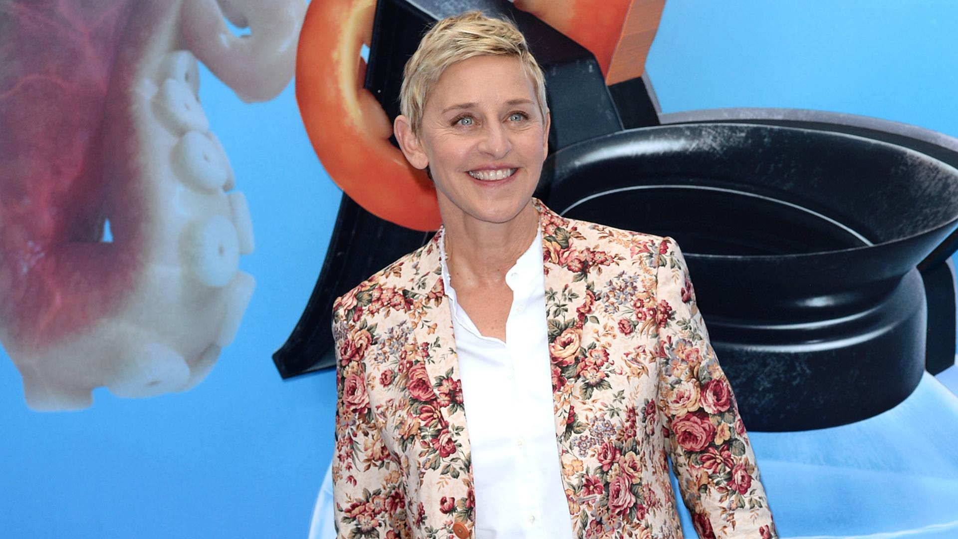 9 Things You Didn't Know About Ellen DeGeneres