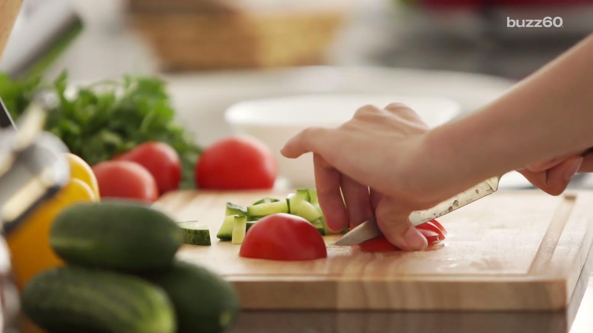 Do You Know How to Cut the Most Popular Vegetables?