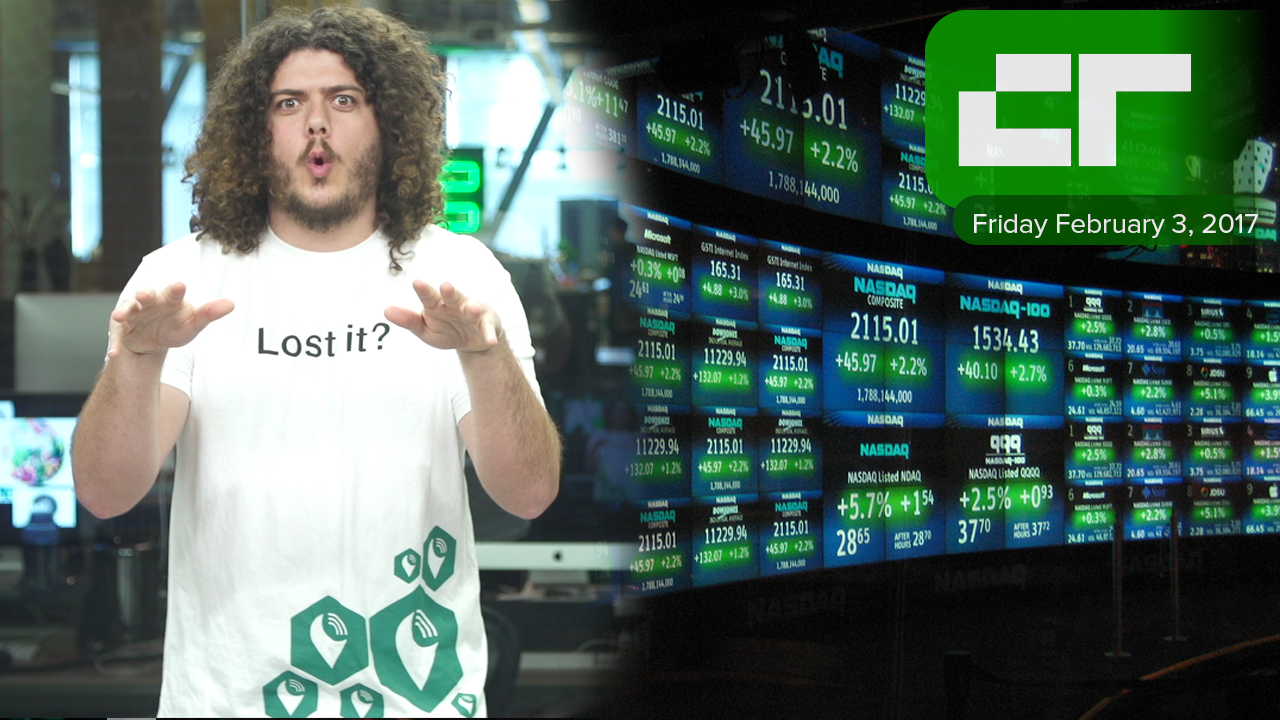 Crunch Report | Tech's Rough Day on Wall Street