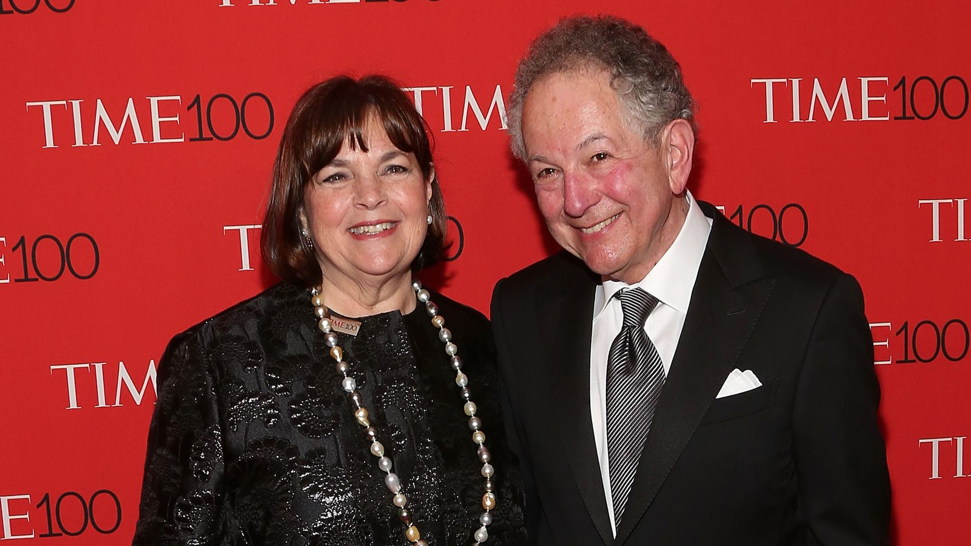 Ina and Jeffrey Garten's Real Life Love Story