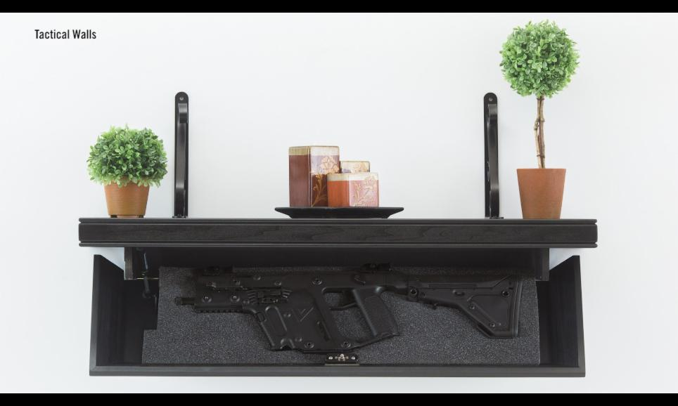 This Furniture Lets You Hide Weapons In Plain Sight